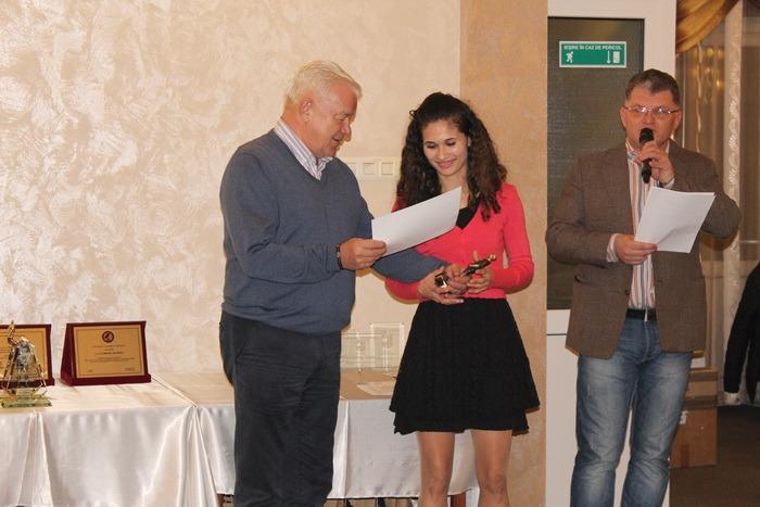 Gala arbitrajului bihorean 2015: Cel mai bun central e Radu Bitea (FOTO)