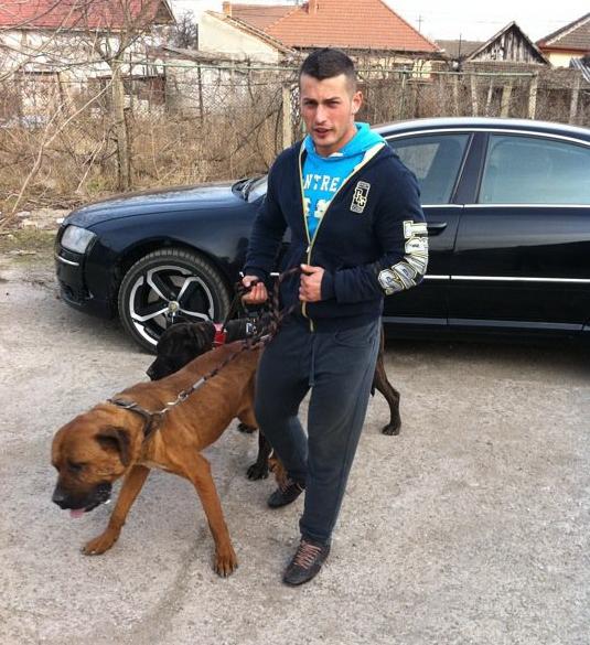 Prins băut la volan, fiul afaceristului Gheorghe Ghiurău a făcut scandal