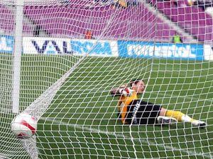 Recital de goluri în Liga a IV-a Team Sport la fotbal