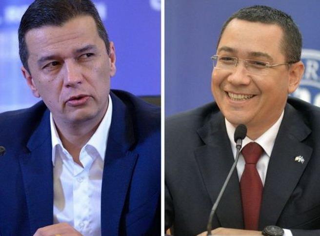 """Ponta, alături de Grindeanu: """"Din această seară ne-am apucat de treabă, la Guvern nu se stinge lumina"""""""