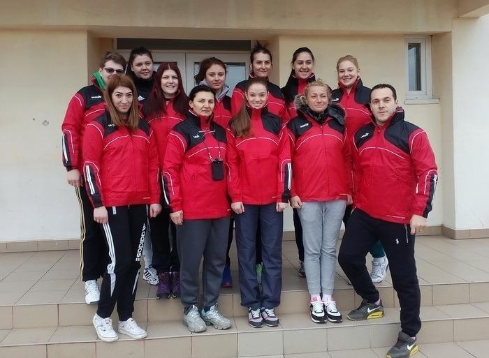 Handbalistele de la CSU CSM Oradea şi-au reluat pregătirile