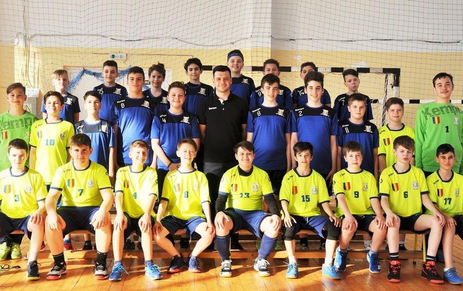 Copiii, invitați să practice handbalul la CSS LPS Bihorul Oradea