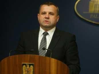 Ministrul Muncii, Ioan Botiş, a demisionat!