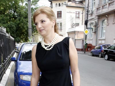 Ioana Băsescu s-a măritat în secret