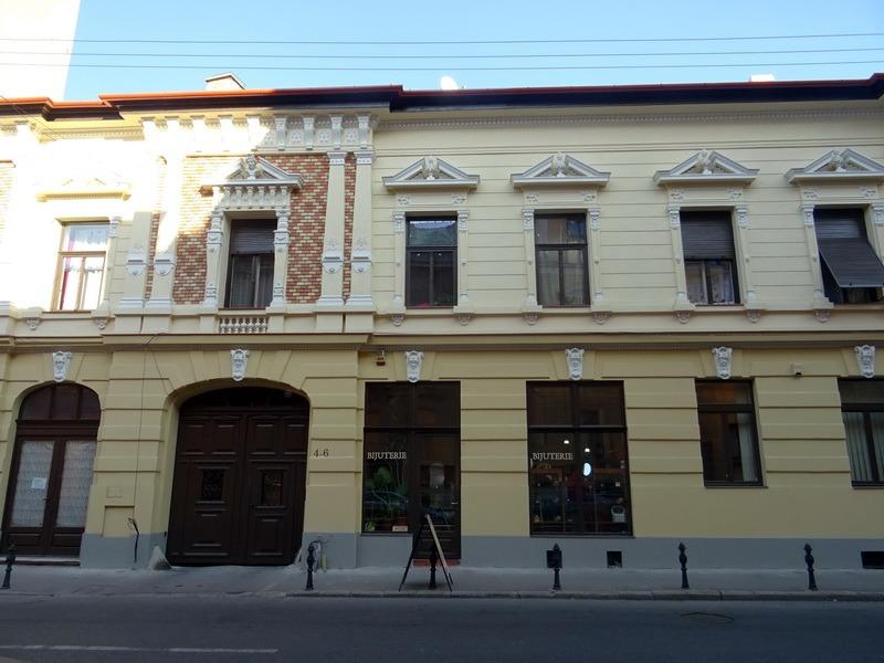 O nouă clădire reabilitată în Oradea: Imobilul din strada Iosif Vulcan 4 - 6 este în curs de finalizare (FOTO)