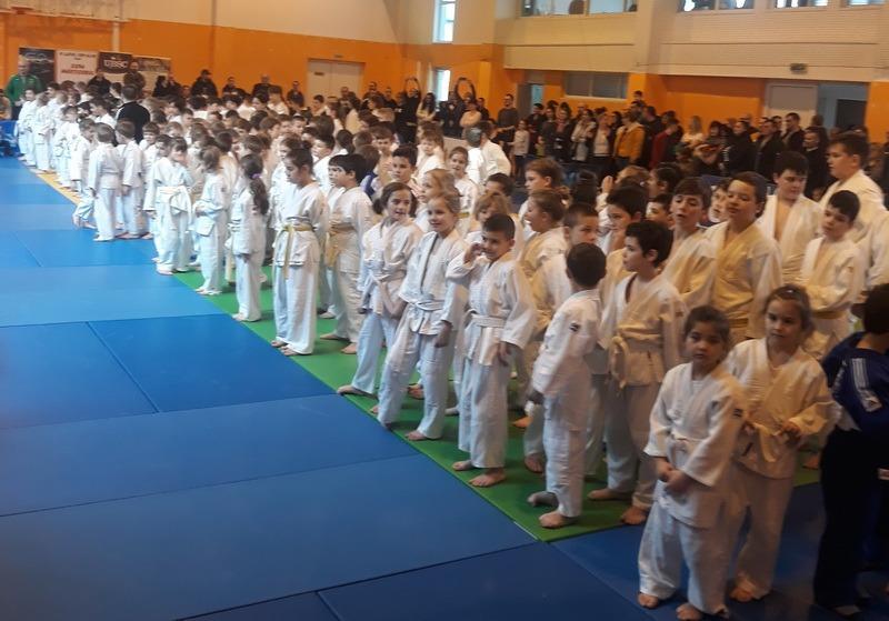 Patru medalii pentru tinerii judoka de la ACS Olimpikus Oradea la Cupa Mărţişor de la Cluj (FOTO)