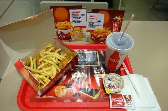 Reacția KFC după ce ANPC a găsit bacterii și enterococi   coronatravel.ro