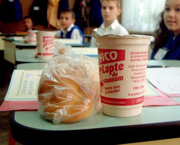 """Consilierii judeţeni pasează """"programul lapte-corn"""" la primării"""