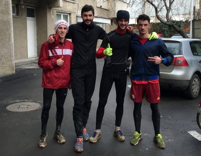 Atletul orădean Laviniu Chiş s-a calificat pentru Balcaniada din Serbia