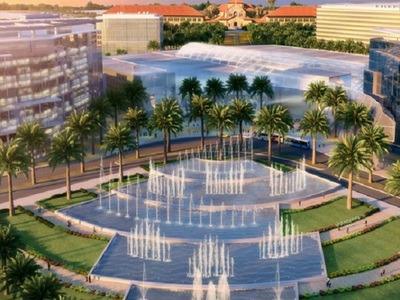 Dubaiul face cel mai mare mall din lume: 100 de hoteluri, zone rezidenţiale şi 5 km pătraţi de spaţii verzi