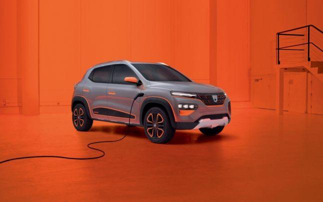 Cum arată prima Dacia electrică (VIDEO)