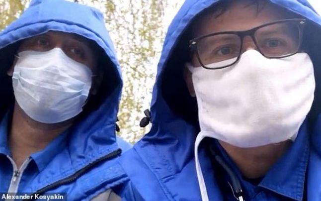 Un al treilea medic din Rusia care s-a plâns de condiţiile de lucru în pandemia Covid-19 a căzut de la etaj