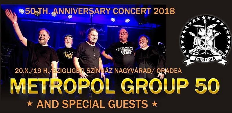Unde ieşim săptămâna asta: Concert aniversar şi lansare de carte Metropol!