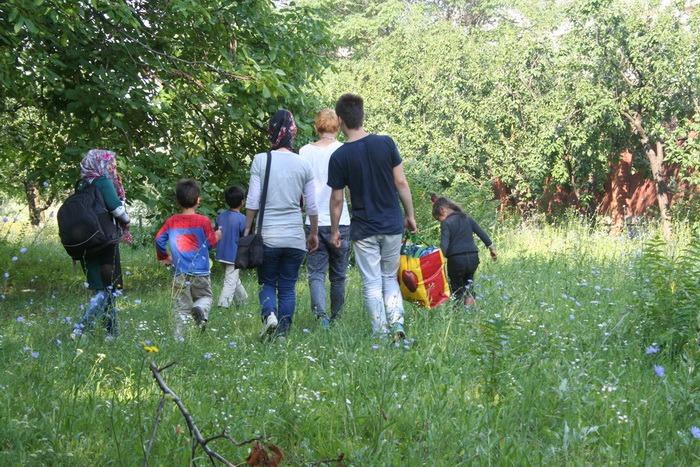 Visul Schengen: Două familii de afgani, prinse în timp ce încercau să fugă ilegal în Ungaria