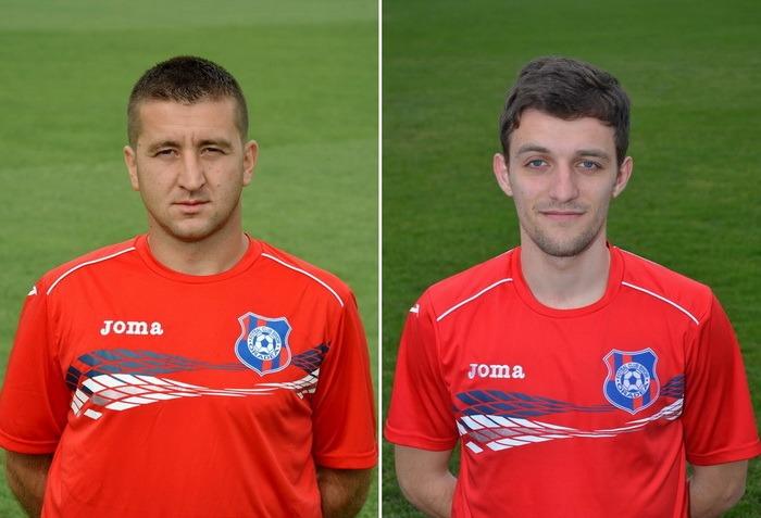 Mihuţ şi Sorian au semnat cu FC Bihor, se discută în continuare cu Smaranda şi Raymond Lukacs