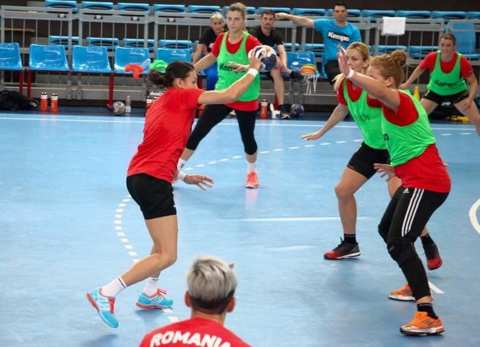 foto: Facebook /  Federaţia Română de Handbal