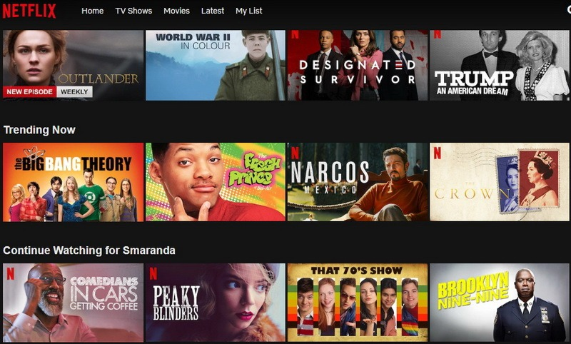 Netflix reduce calitatea imaginilor în Europa, pentru a nu bloca reţelele