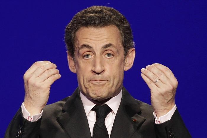 Nicolas Sarkozy, reţinut într-un dosar de corupţie