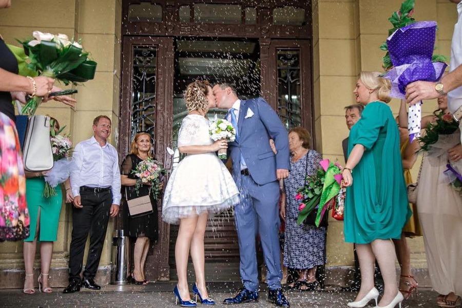 Beatrice de la Lotus s-a măritat. Cum a arătat mireasă (FOTO)