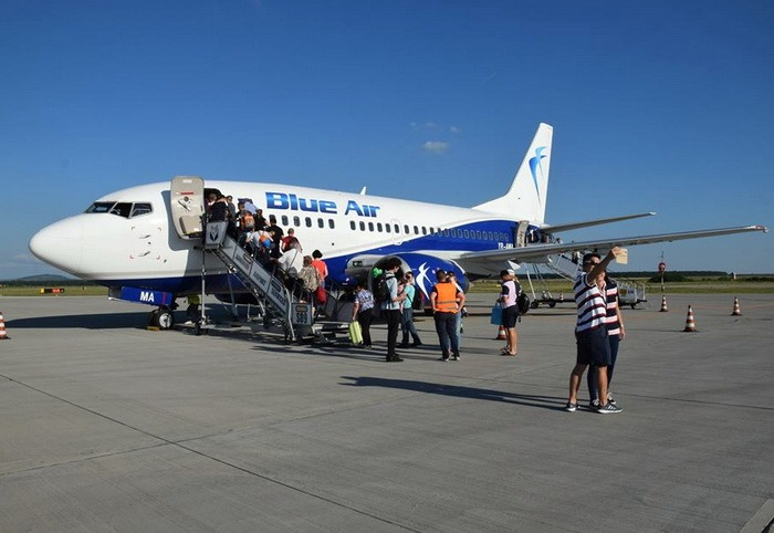 (sursa foto: Aeroportul Oradea)