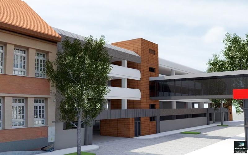 Împrumut de aproape 10 milioane euro pentru construcţia parcărilor supraetajate de la Voinţa şi de lângă Crişul
