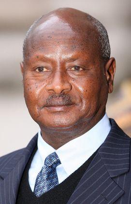 Preşedintele Ugandei s-a făcut rapper în campania electorală
