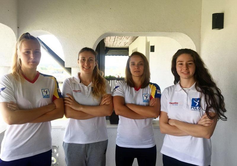Cu aportul a trei orădence, România a învins Germania în prima manșă din play-off-ul de calificare la CE de polo feminin