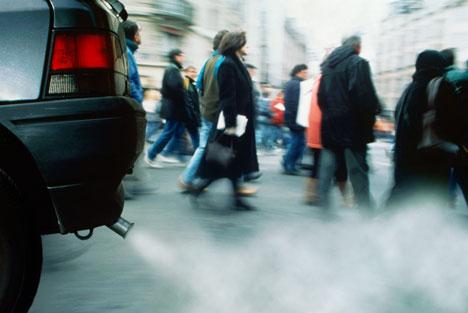 Taxa de poluare din România este contrară UE