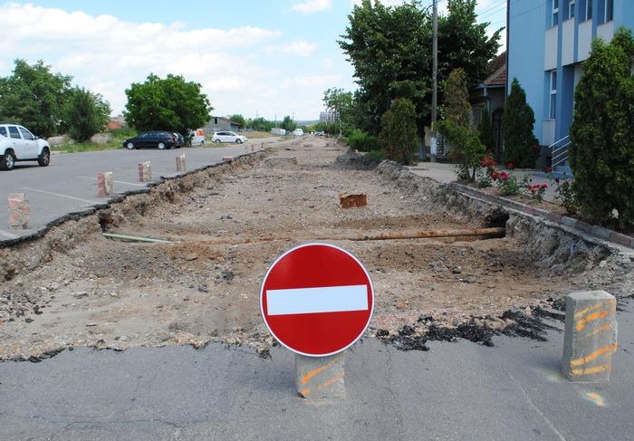 Proiect de 14 milioane de lei: Strada Barcăului va avea 5 hectare de spaţii verzi şi terenuri de joacă (FOTO)