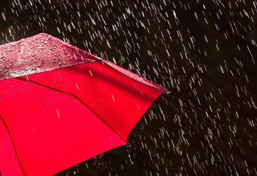 ANM: Weekend cu ploi multe, în toată ţara