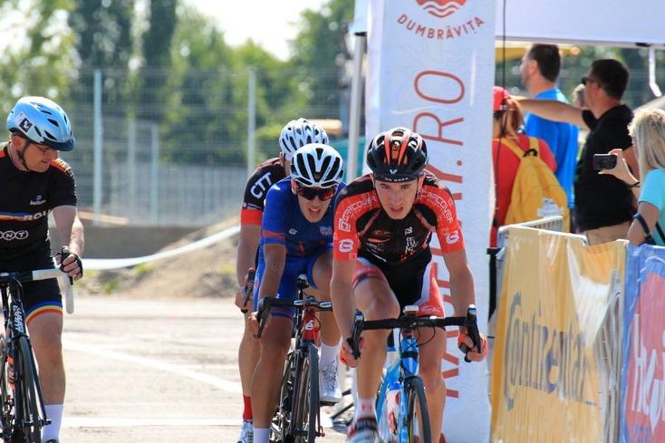 Raul Sînza, vicecampion naţional la ciclism, după ce a pierdut titlul la fotografie