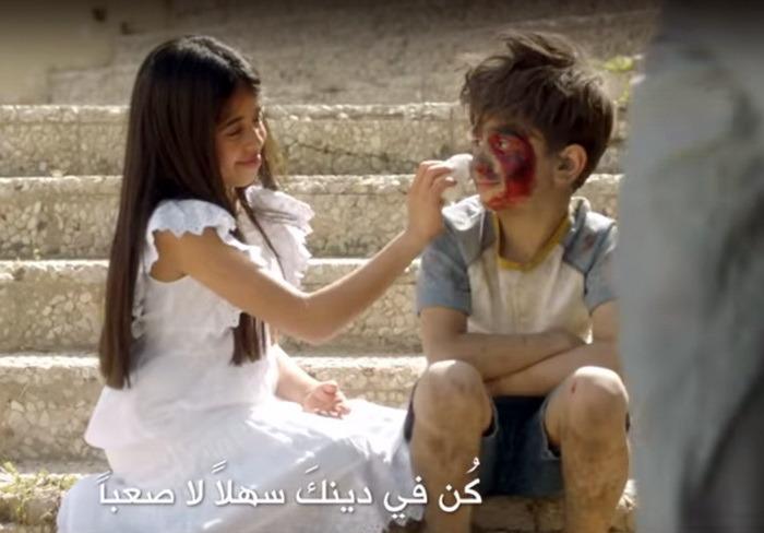 Să bombardăm ura cu iubire!. În luna Ramadanului, o reclamă anti-terorism a devenit virală (VIDEO)