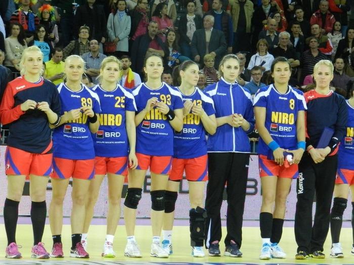 Echipa națională de handbal feminin se află la Oradea, în pregătirea jocurilor cu Austria