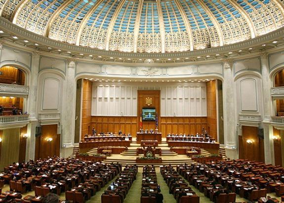 Cristian Bodea, primul parlamentar bihorean care a iniţiat o moţiune la adresa Guvernului