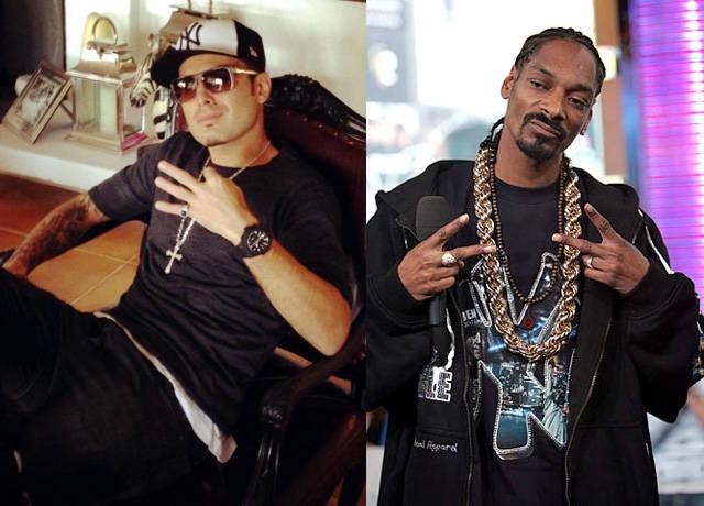 Adrian Mutu, vedetă în videoclipul lui Snoop Dogg (VIDEO)
