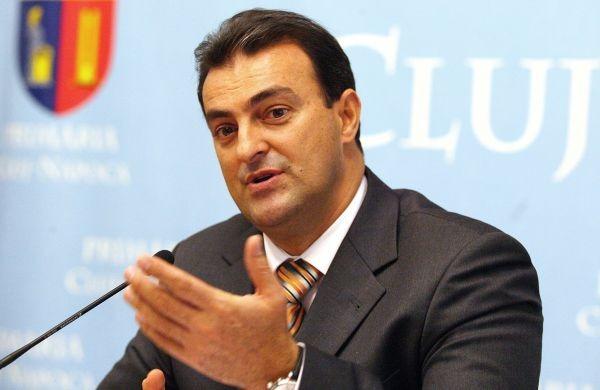 Fostul primar al Clujului, condamnat definitiv la închisoare cu executare