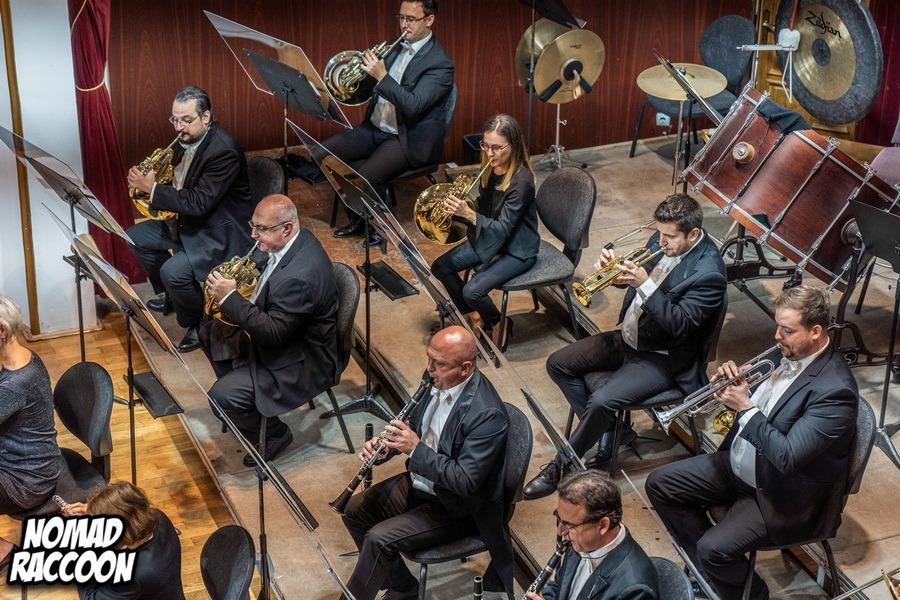 Vineri va avea loc, în online, un concert de colinde susținut de artiștii de la Filarmonica de Stat din Oradea. (Sursa: Facebook - Filarmonica de Stat din Oradea, foto: Nomad Racoon)