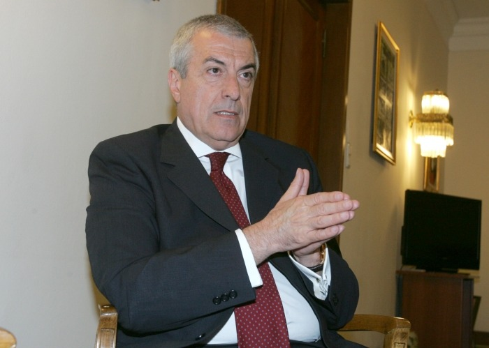 Călin Popescu Tăriceanu candidează la prezidenţiale