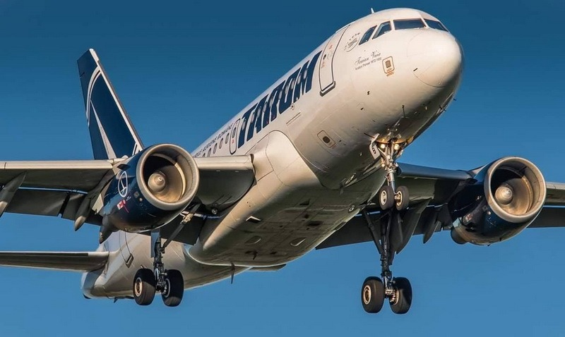 (foto: facebook Tarom, RG Aviation Photography)