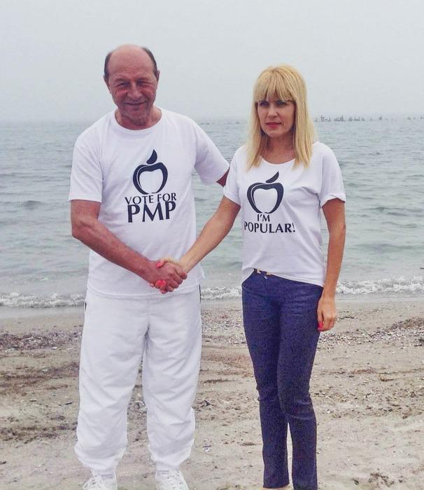 """Guvernul îl reclamă pe Băsescu pentru implicare în campanie. Preşedintele: """"Voi dona PMP salariul pe luna mai"""""""