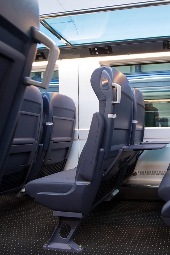 Concurenţă la CFR: De joi, Astra Trans Carpatic introduce cele mai moderne trenuri din România pe ruta Arad – Oradea (FOTO / VIDEO)