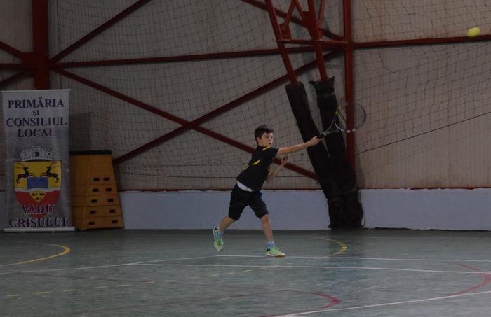 Ediţia a V-a a Trofeului Sirocco la tenis, de la Vadu Crişului şi Şuncuiuş, şi-a desemnat câştigătorii (FOTO)