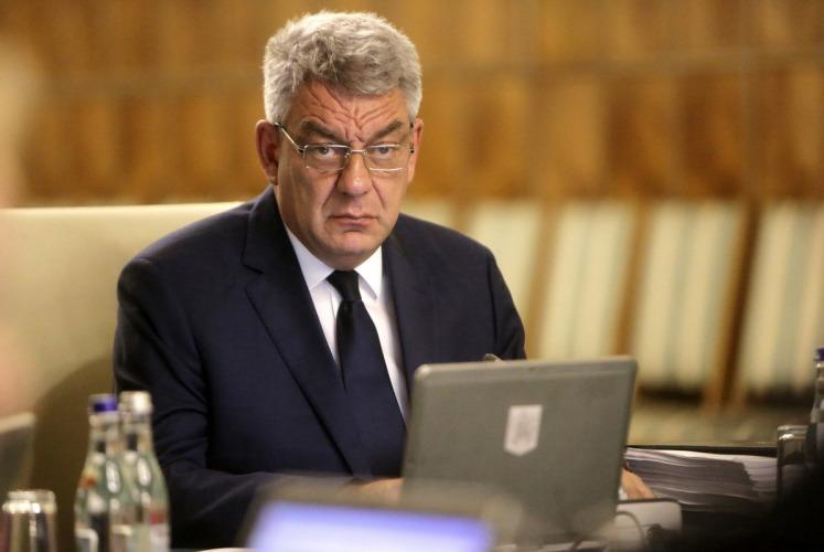 M-am grăbit un pic. Premierul Mihai Tudose a anunţat că nu va pune impozit pe cifra de afaceri