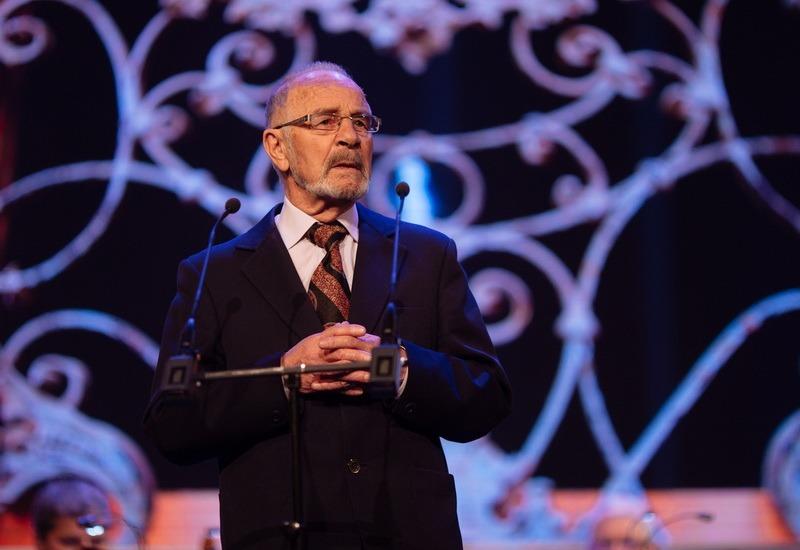 (actorul Eugen Ţugulea, foto: Adrian Bulboaca)