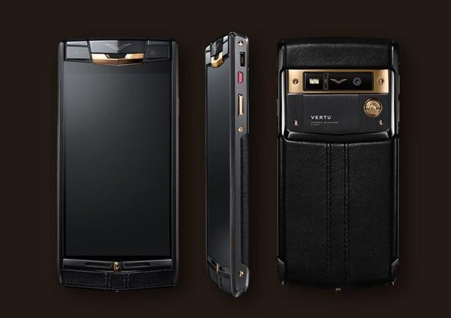 Ce ştie să facă un smartphone de 22.000 de dolari