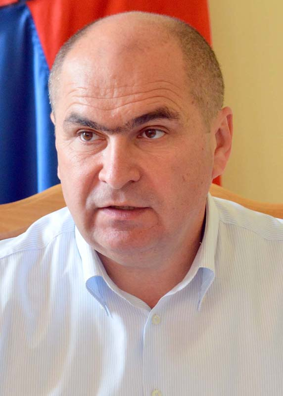 primarul Oradiei, Ilie Bolojan