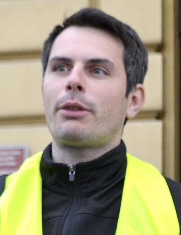 Sebastian Miklo, preşedintele Asociaţiei Pro Bikers