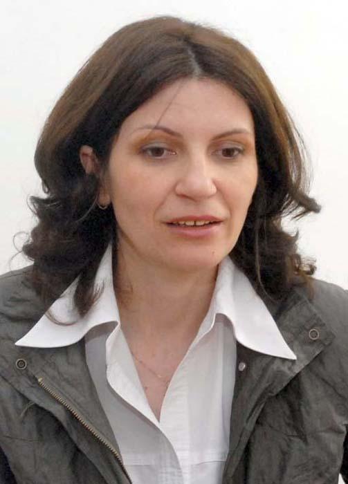Simona Martin, director Colegiul Iosif Vulcan