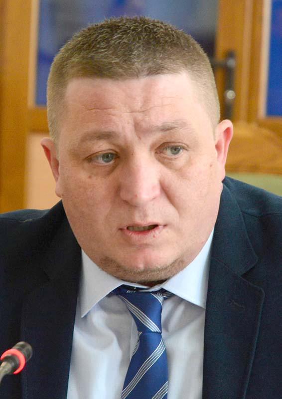 Cristian Beltechi, directorul Poliției Locale Oradea