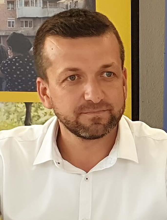 Florin Birta, primarul orașului Oradea
